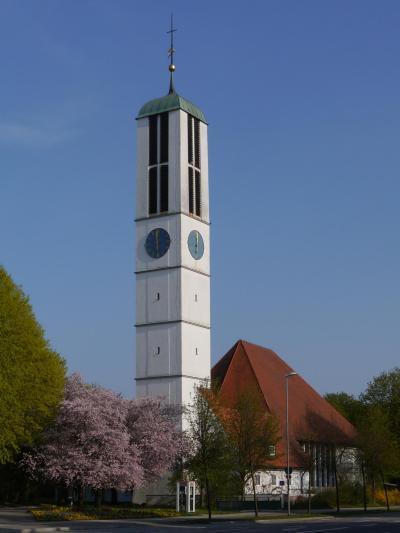 St Markus Kirche